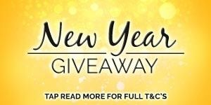 New Year Giveaway!