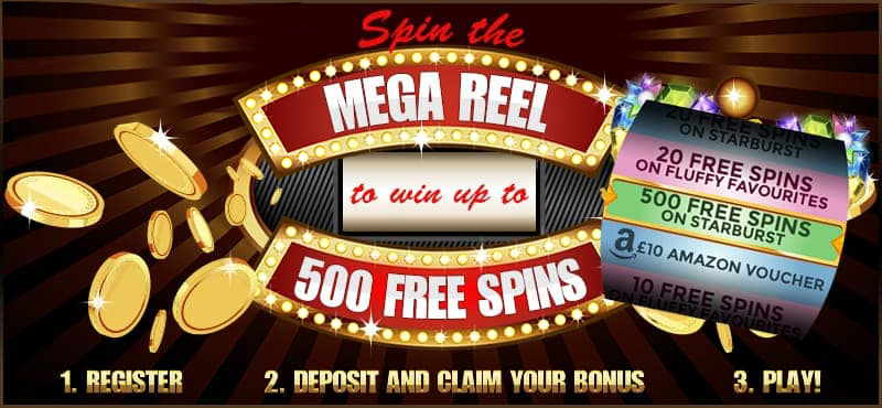 Lucky Slots 7 | Spin The New Mega Reel | Win Up To 500 Free
